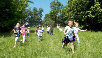 infanzia Outdoor Education