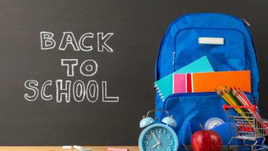 Photo of Ritorno a scuola, tutti pronti per iniziare un nuovo anno?