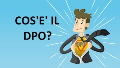 corsi per data protector officer